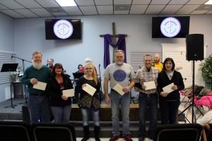 Second Biker Church New Members
