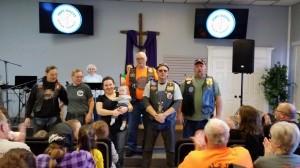Third Biker Church New Memberss